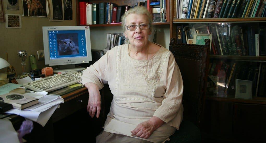 На вечере памяти Марины Журинской презентуют электронный архив «Альфы и Омеги»