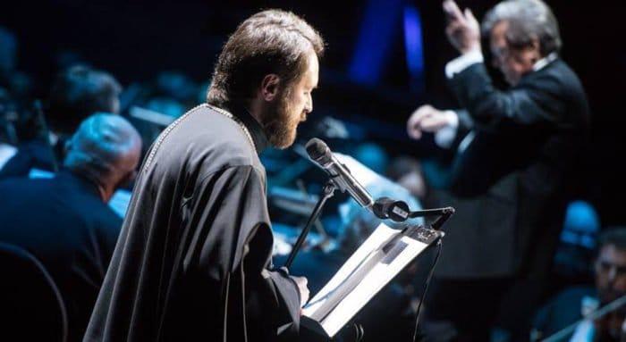 Митрополит Иларион стал заслуженным деятелем музыкального искусства
