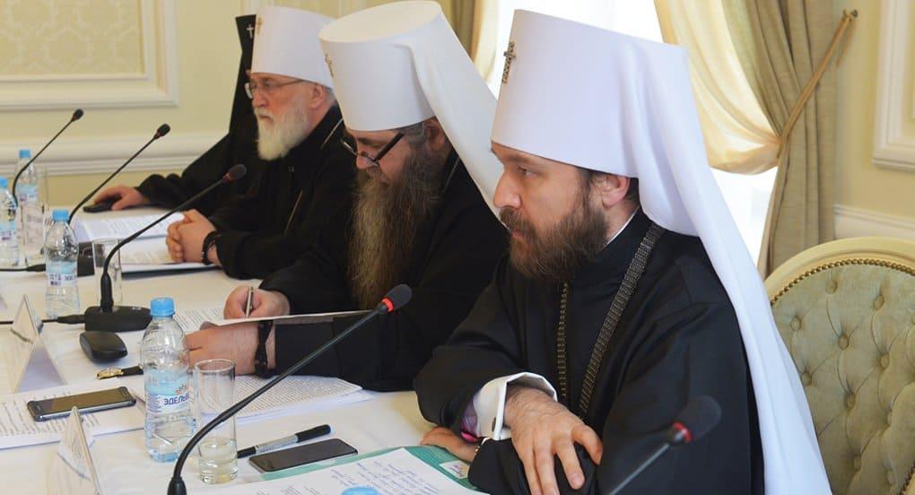 Церковь учтет все критические замечания до Всеправославного Собора, - митрополит Иларион