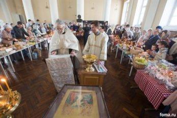 Москва, храм св. мчц.Татианы, Великая суббота, фото Юлии Маковейчук, foma (67)