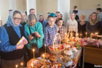 Москва, храм св. мчц.Татианы, Великая суббота, фото Юлии Маковейчук, foma (68)