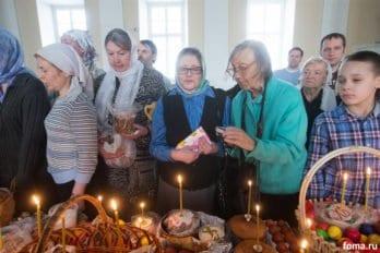 Москва, храм св. мчц.Татианы, Великая суббота, фото Юлии Маковейчук, foma (70)