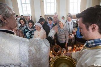 Москва, храм св. мчц.Татианы, Великая суббота, фото Юлии Маковейчук, foma (74)