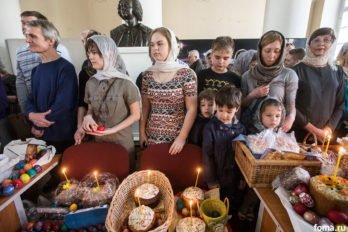 Москва, храм св. мчц.Татианы, Великая суббота, фото Юлии Маковейчук, foma (75)