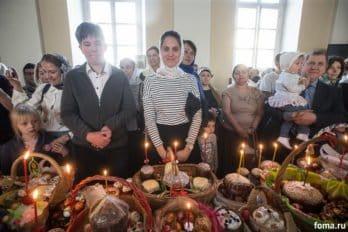 Москва, храм св. мчц.Татианы, Великая суббота, фото Юлии Маковейчук, foma (78)