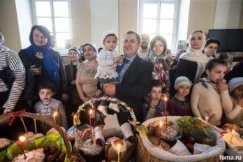 Москва, храм св. мчц.Татианы, Великая суббота, фото Юлии Маковейчук, foma (79)