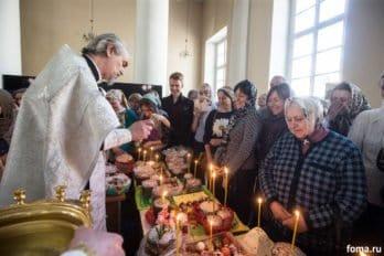 Москва, храм св. мчц.Татианы, Великая суббота, фото Юлии Маковейчук, foma (84)