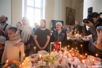 Москва, храм св. мчц.Татианы, Великая суббота, фото Юлии Маковейчук, foma (93)