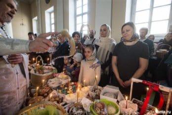 Москва, храм св. мчц.Татианы, Великая суббота, фото Юлии Маковейчук, foma (96)