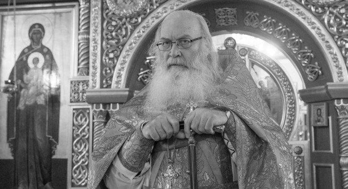Отошел ко Господу наместник Заиконоспасского монастыря архимандрит Петр (Афанасьев)