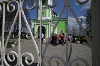 Освящение куличей. Фото Владимира Ештокина. foma (33)