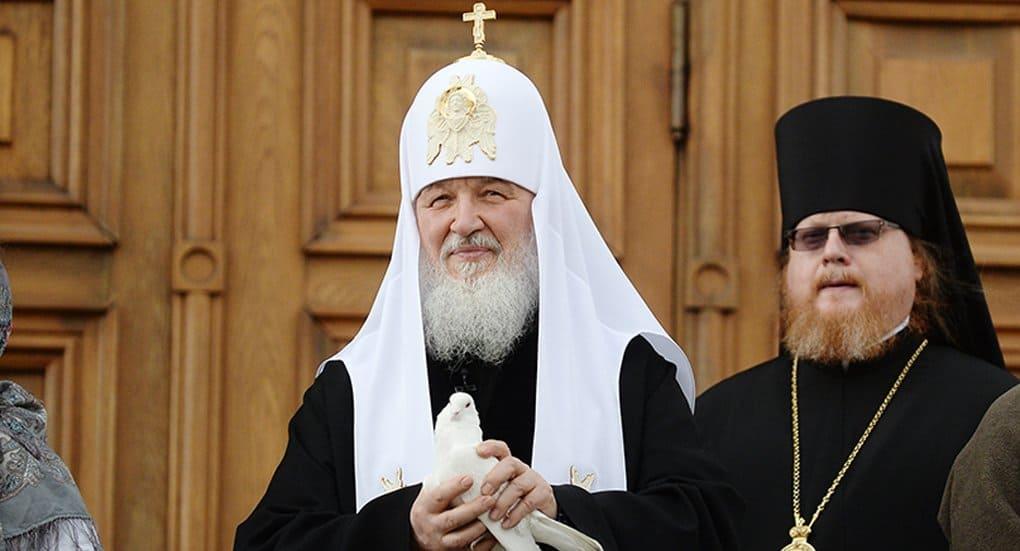 На Благовещение патриарх Кирилл пожелал верующим обрести подлинную свободу