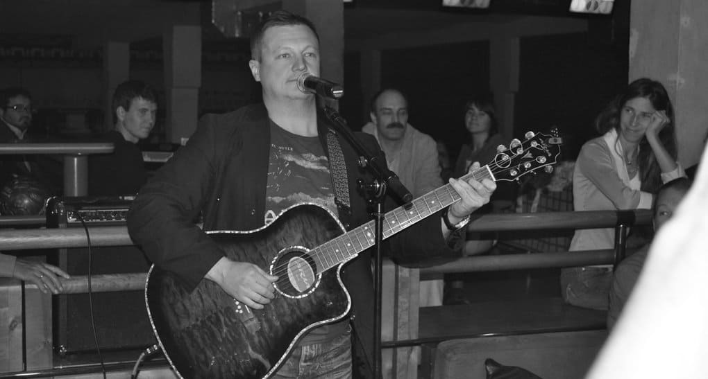 Скончался бас-гитарист группы «Любэ» Павел Усанов