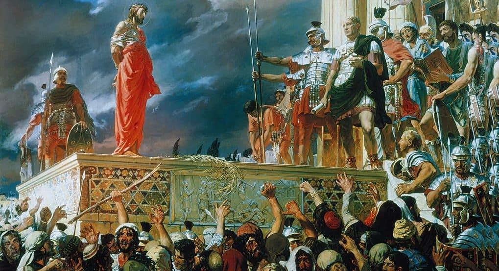 Пилат ни в чем не виноват?