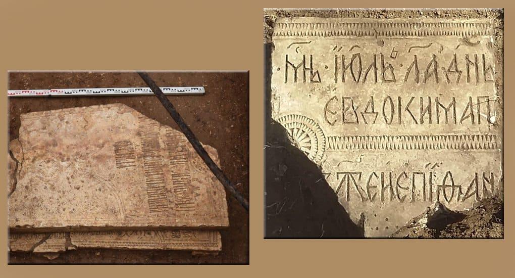 Уникальные находки уточнили дату строительства первого каменного храма Высоко-Петровского монастыря