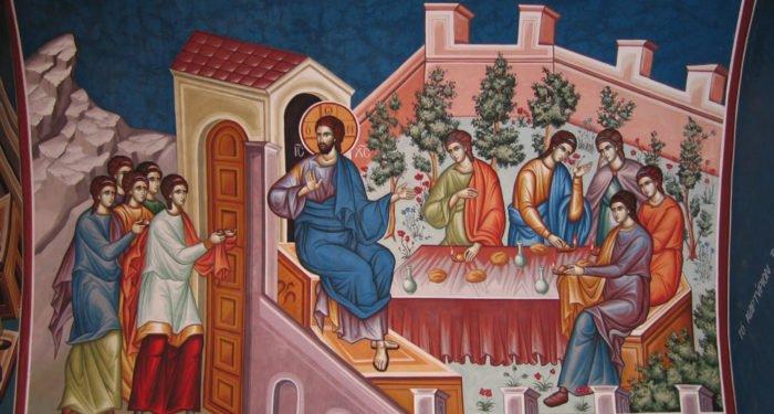 В Великий Вторник Церковь вспоминает проповедь и притчи Христа