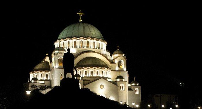 В центре Москвы установят мини-копии известных храмов и монастырей