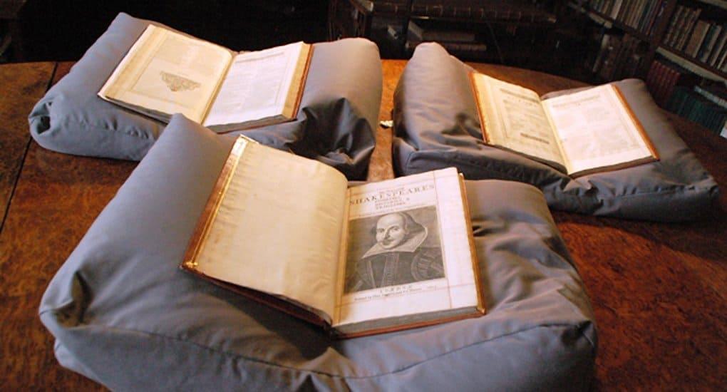 Экземпляр первого собрания сочинений Шекспира нашли в шотландском замке