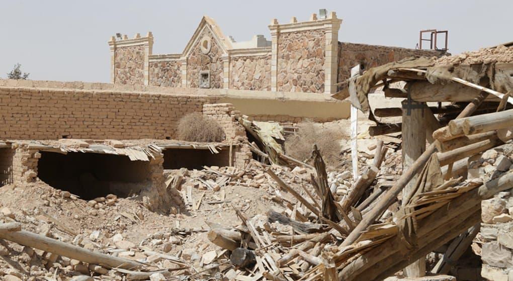 Российские ВКС помогли освободить христианский город в Сирии