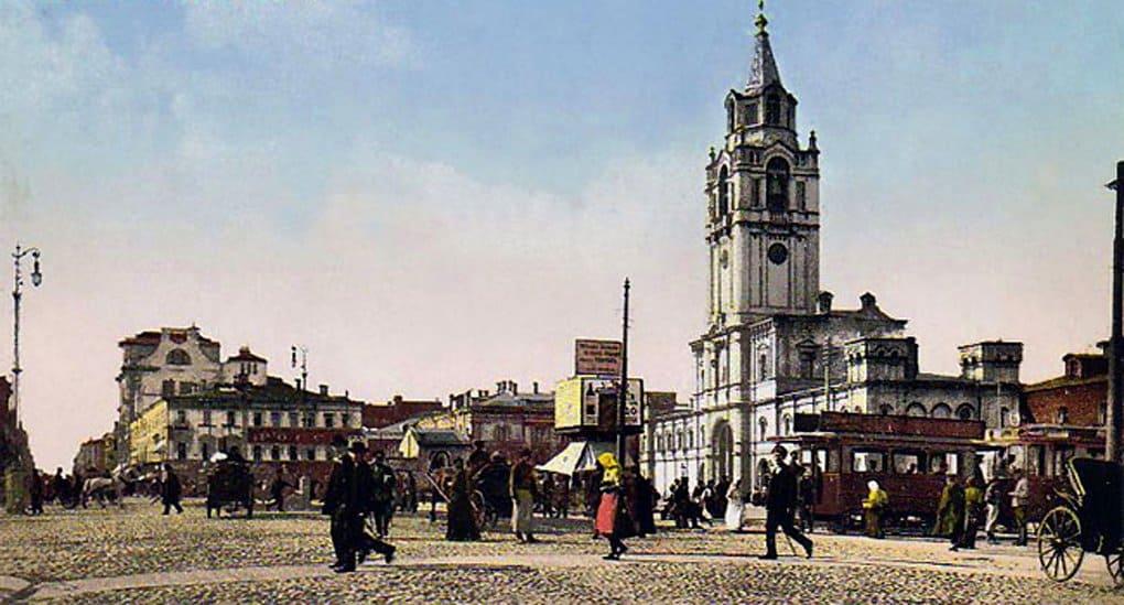 Столичные архитекторы просят Минкультуры восстановить Страстной монастырь Москвы