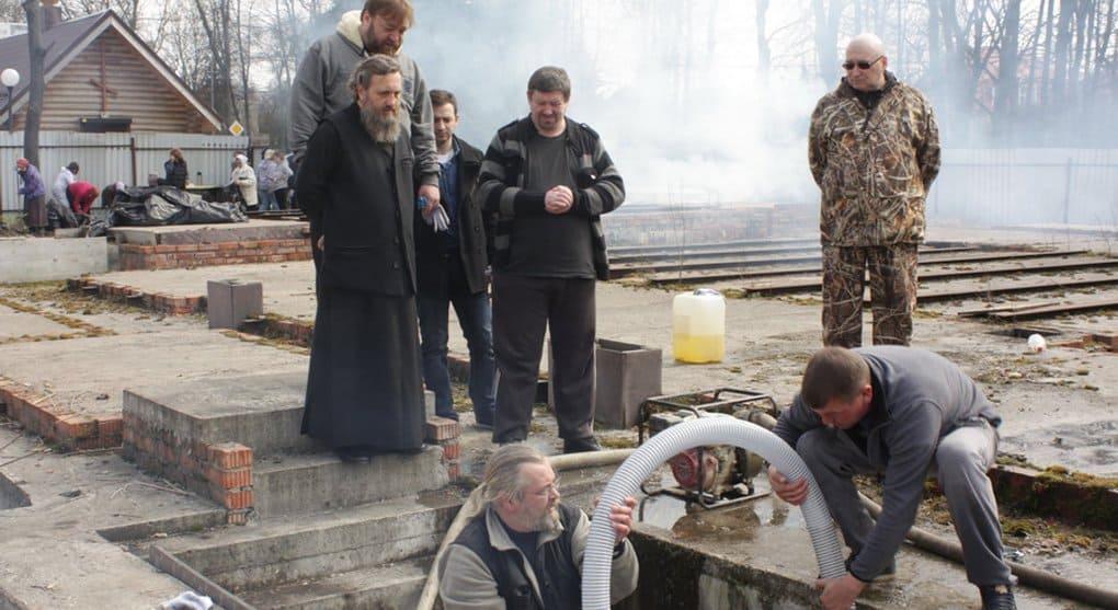 В память о жертвах авиакатастрофы над Синаем в Калининграде строят храм