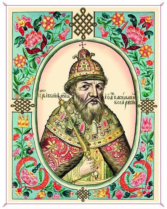 Призвание Михаила Фёдоровича на царство. Михаил Нестеров. 1885