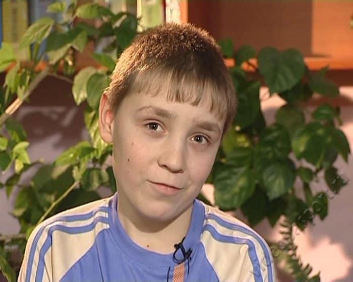 Заботливый и активный Дима ищет новую семью