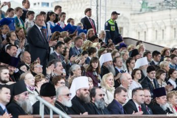 Концерт по случаю Дня славянской письменности, 24.05.2016, фото Юлии Маковейчук