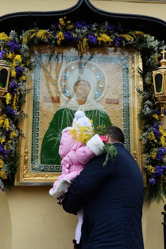 Покровский монастырь. Покровский монастырь. Фото С. Власов, Патриархия. ру