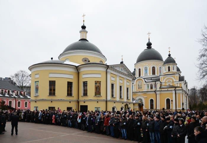 Покровский монастырь. Фото С. Власов, http://www.patriarchia.ru/db/text/4391032.html