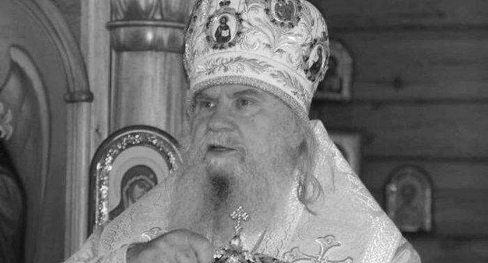 Отошел ко Господу, находившийся на покое, архиепископ Гавриил (Стеблюченко)
