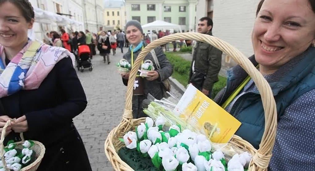 Около 2 млн. рублей на профилактику абортов собрала служба «Милосердие»