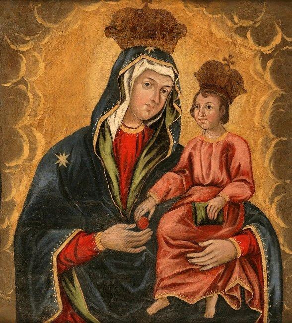 Белорусские иконы на выставке в Ватикане. Фото http://www.artmuseum.by
