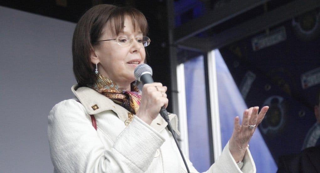 На «Ночь в музее» актриса Евгения Симонова рассказала, как снимали «В бой идут одни «старики»