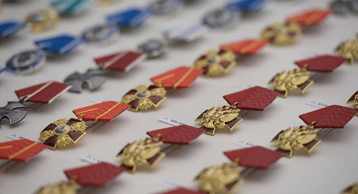 Ряд архипастырей Русской Церкви удостоены государственных наград