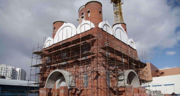 Сотый храм «Программы 200» построят в Москве в 2019 году