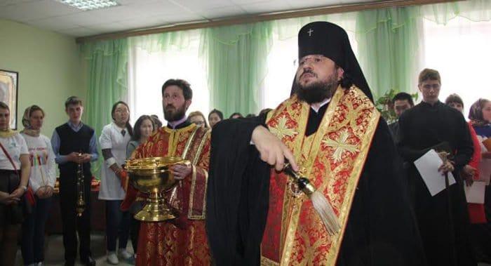 Первый студенческий храм освятили в Южной Якутии