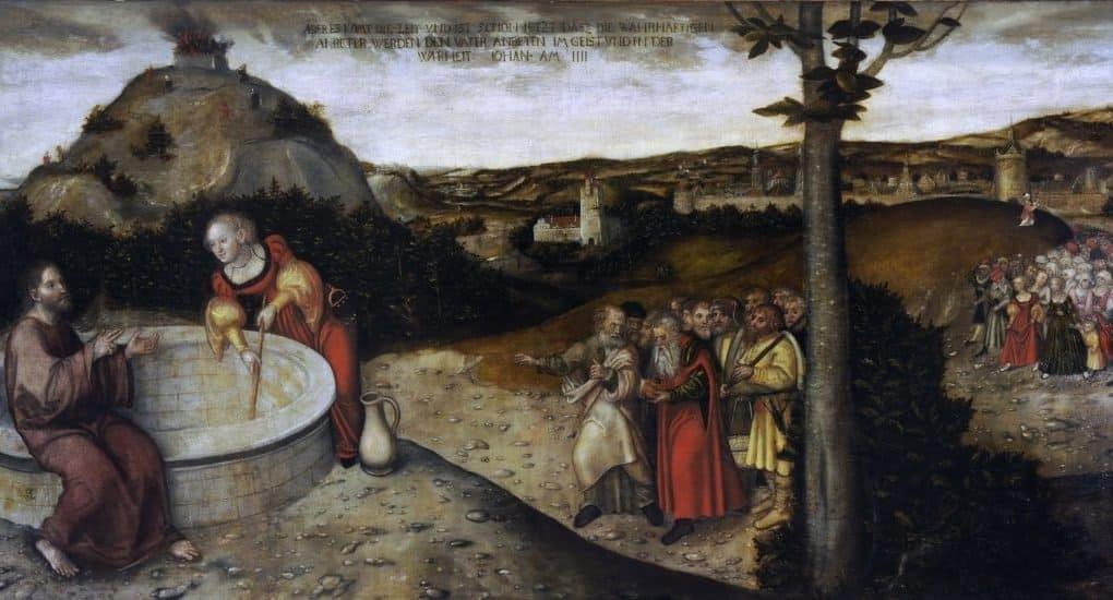 Неделя пятая. О самарянке, 26 мая - 1 июня. Простодушная