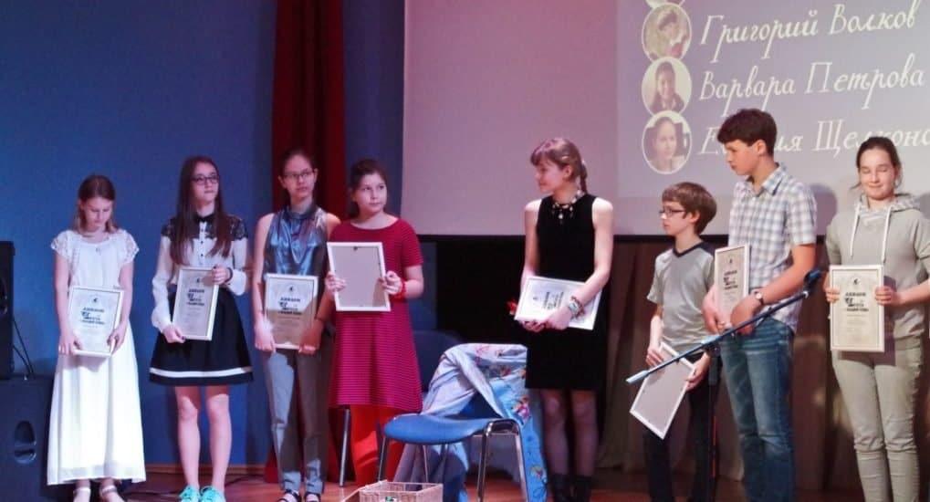 Самый юный автор «Фомы» стал лауреатом подросткового творческого конкурса