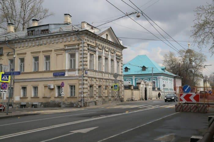 Фото Владимира Ештокина. Николоямская (Ульяновская) ул.