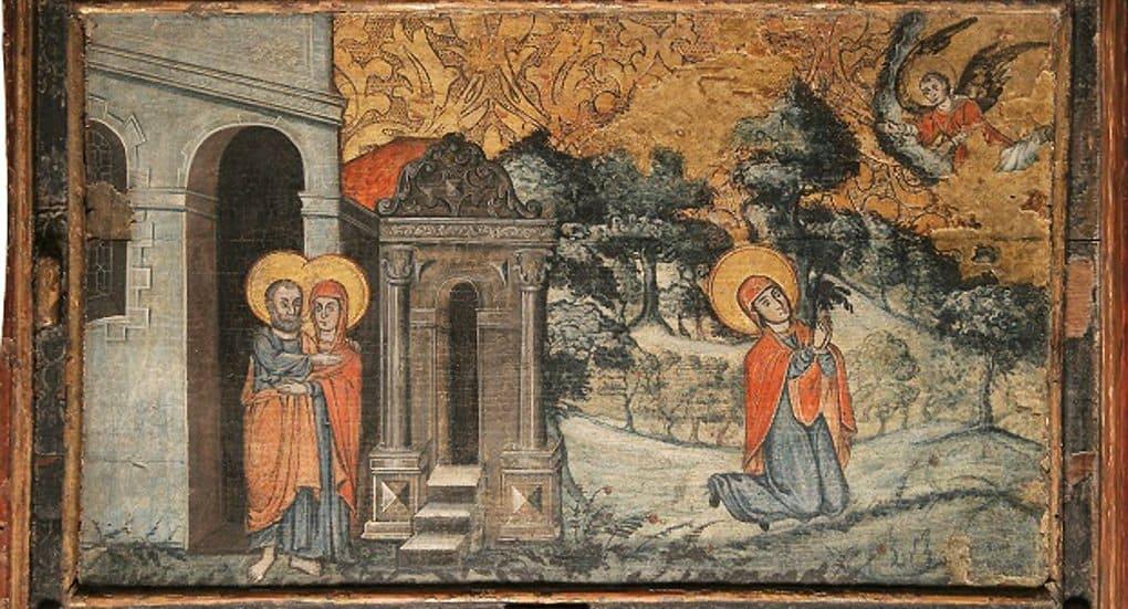 В Ватикане впервые показали редкие белорусские иконы