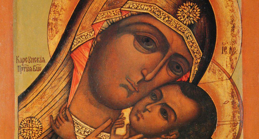 Почему уодной итой же иконы Богородицы разные названия?