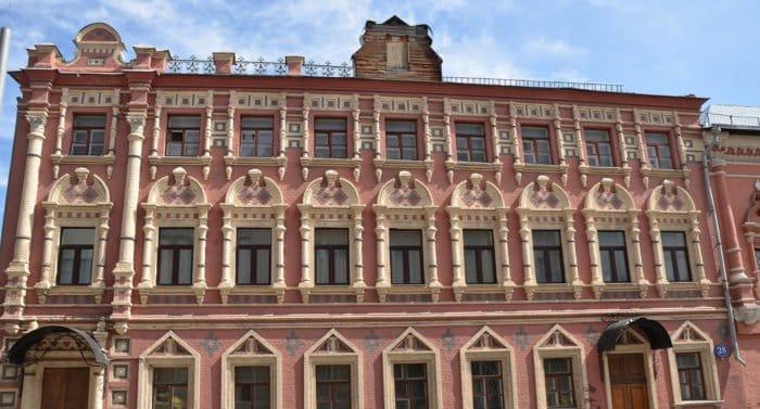 Кельи Высоко-Петровского монастыря Москвы признали культурным наследием