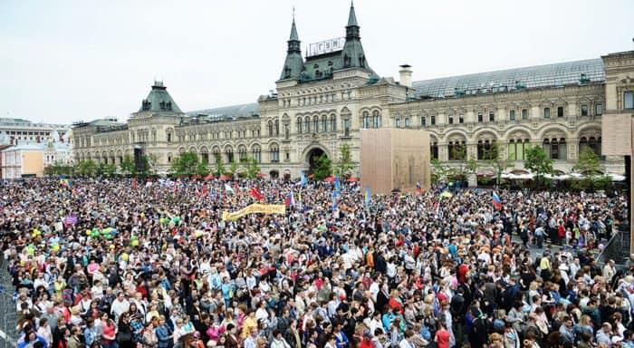 В день святых Кирилла и Мефодия на концерт в Москве ожидают 10 тысяч человек