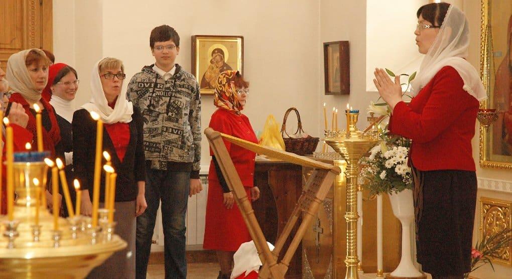 Впервые Литургию с сурдопереводом совершили в Саратовской епархии