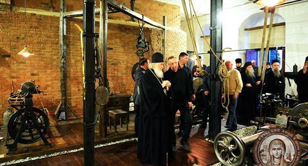 Единственный музей хозяйства русских святогорцев открыли на Афоне