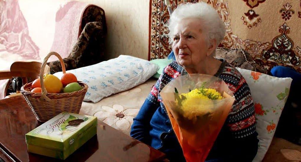 «Православные Добровольцы» поздравили ветеранов с Днем Победы