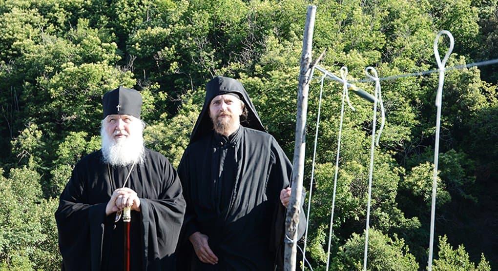 Патриарх Кирилл посетит самые древние русские места на Афоне
