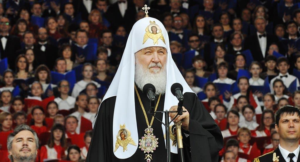 Святые Кирилл и Мефодий соединили культурное и духовное просвещение, - патриарх Кирилл