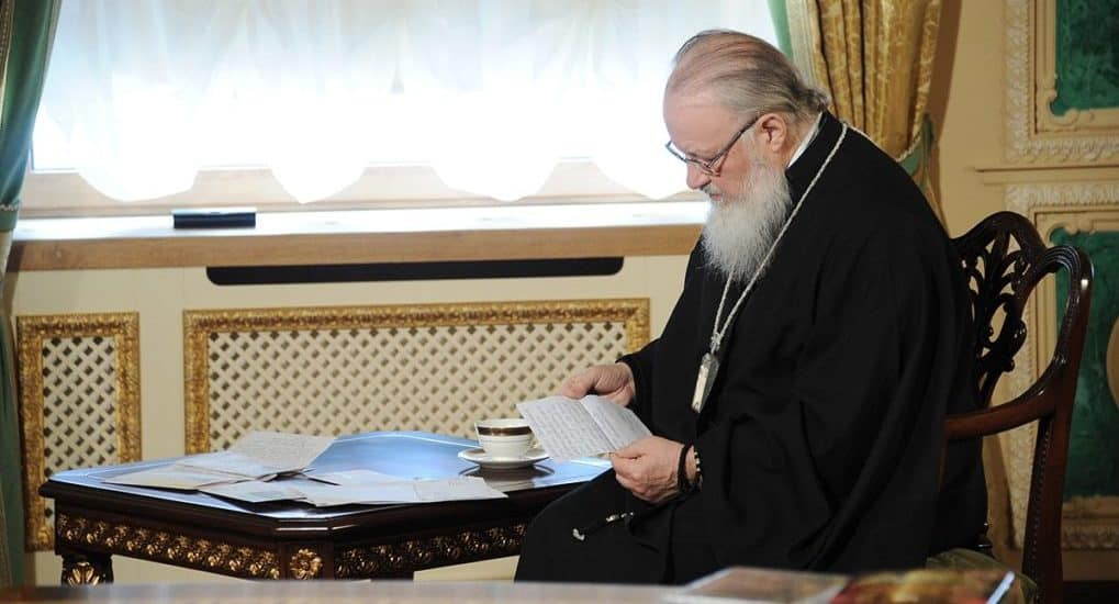 Страница патриарха Кирилла в соцсети «ВКонтакте» набрала свыше 305 тысяч подписчиков